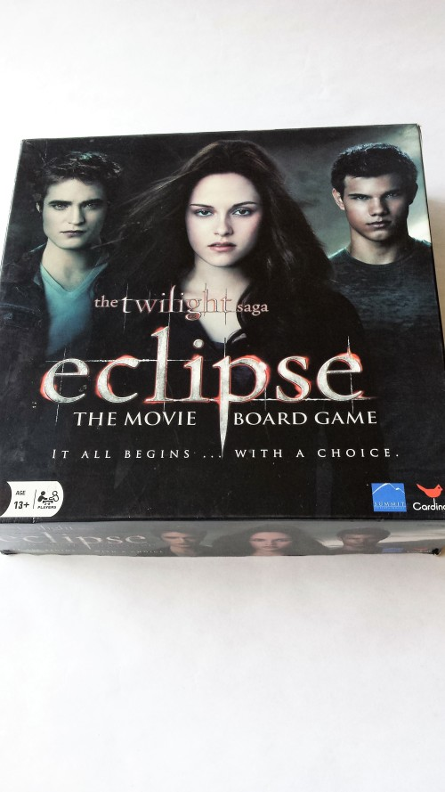 twilight board game instructions
