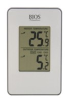bios indoor outdoor wireless thermometer manual