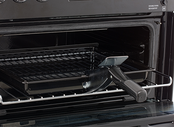 Oven grill how to clean