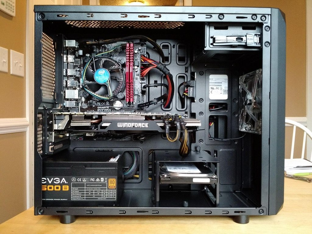 Pc case fan how to make them automatic