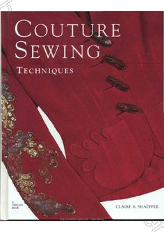 Couture sewing claire schaeffer pdf