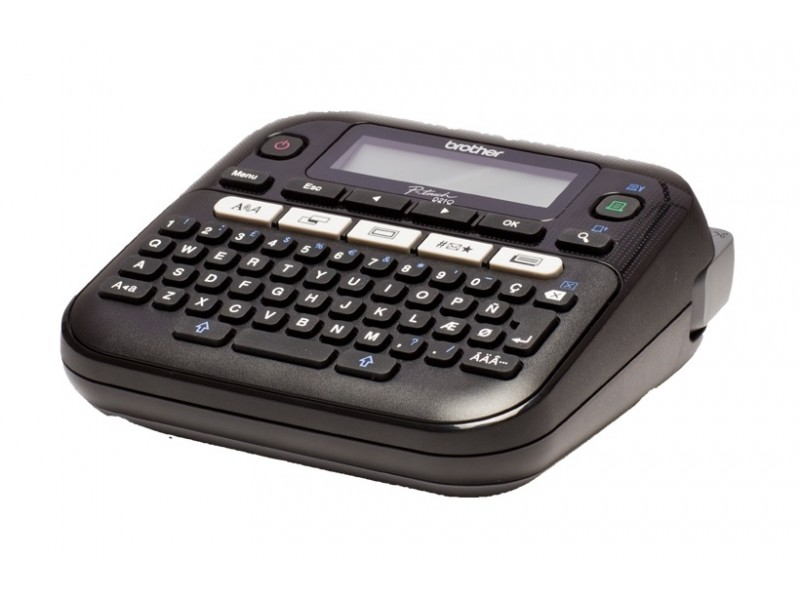brother p touch manual pt d210