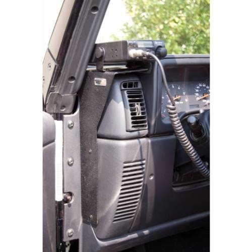 instructions for installing cb radio in jeep wrangler