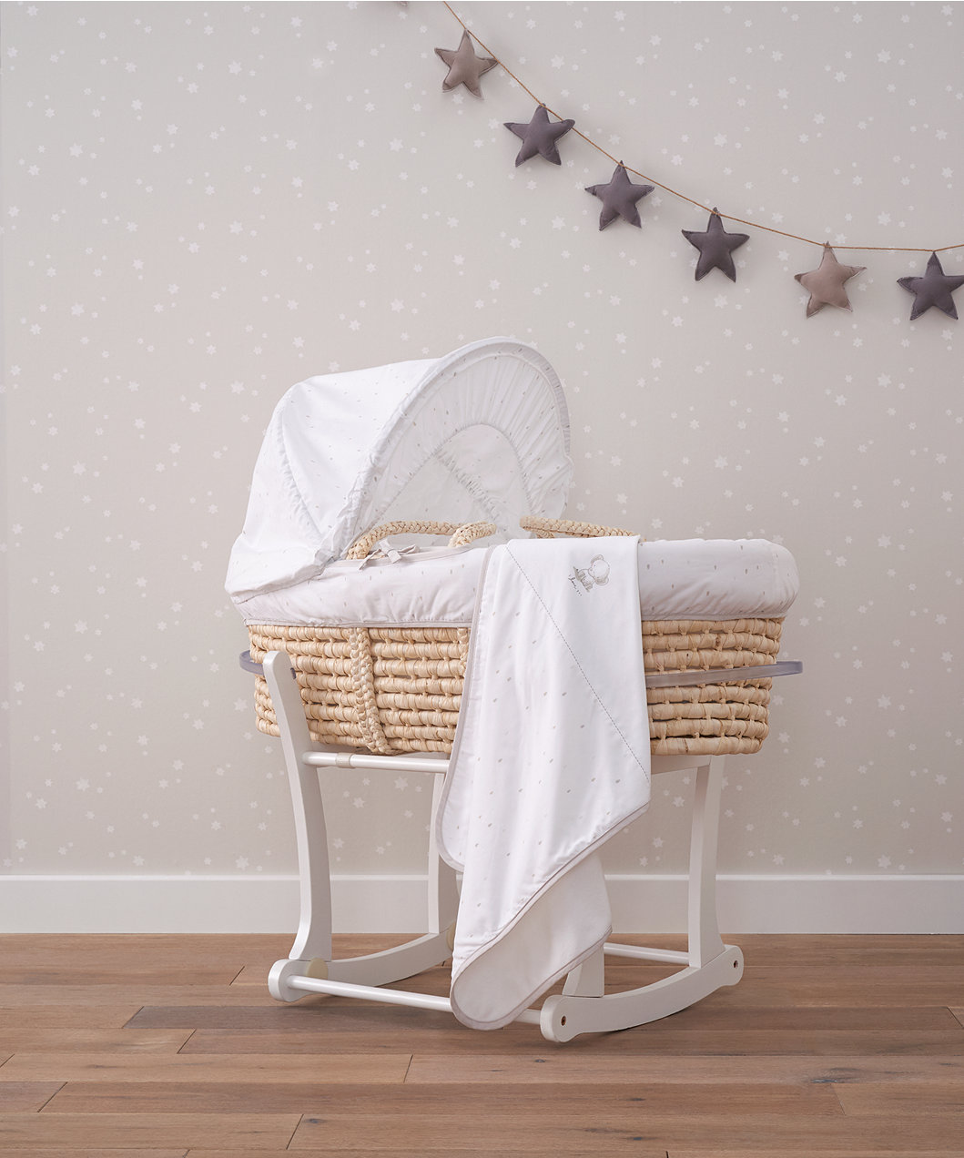 mothercare moses basket stand instructions