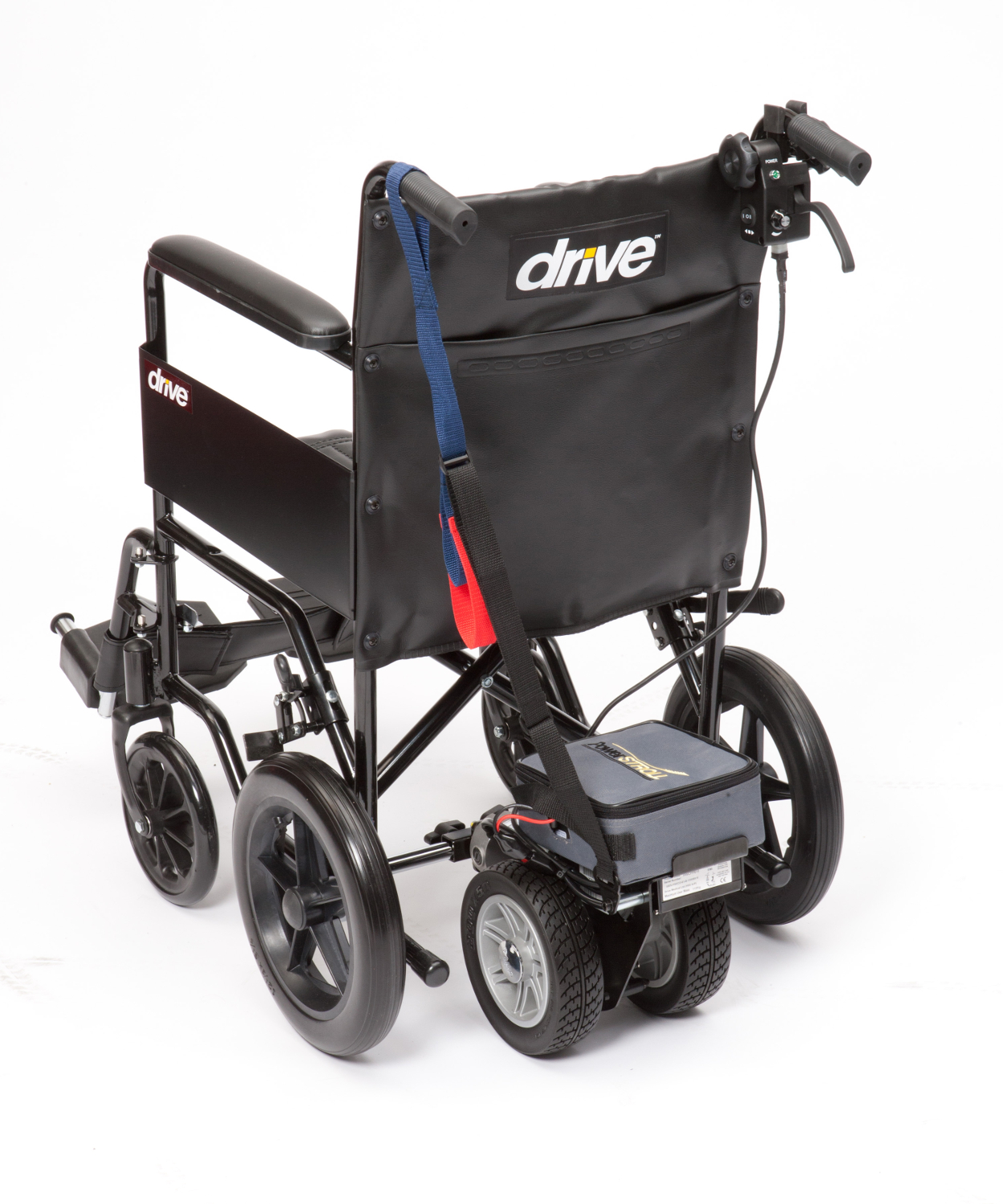 power pack for manual wheelchair