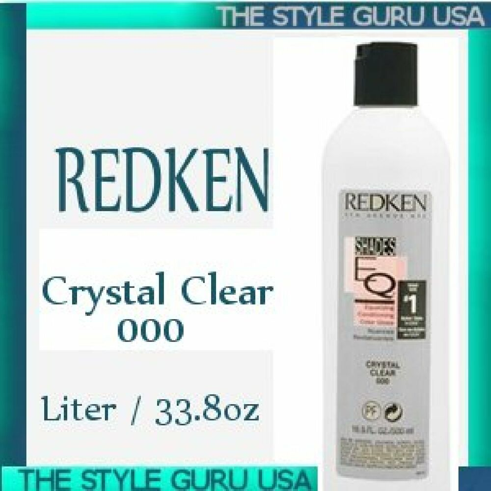 redken shades eq gloss crystal clear instructions