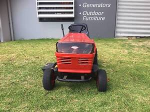 rover rancher ride on mower manual