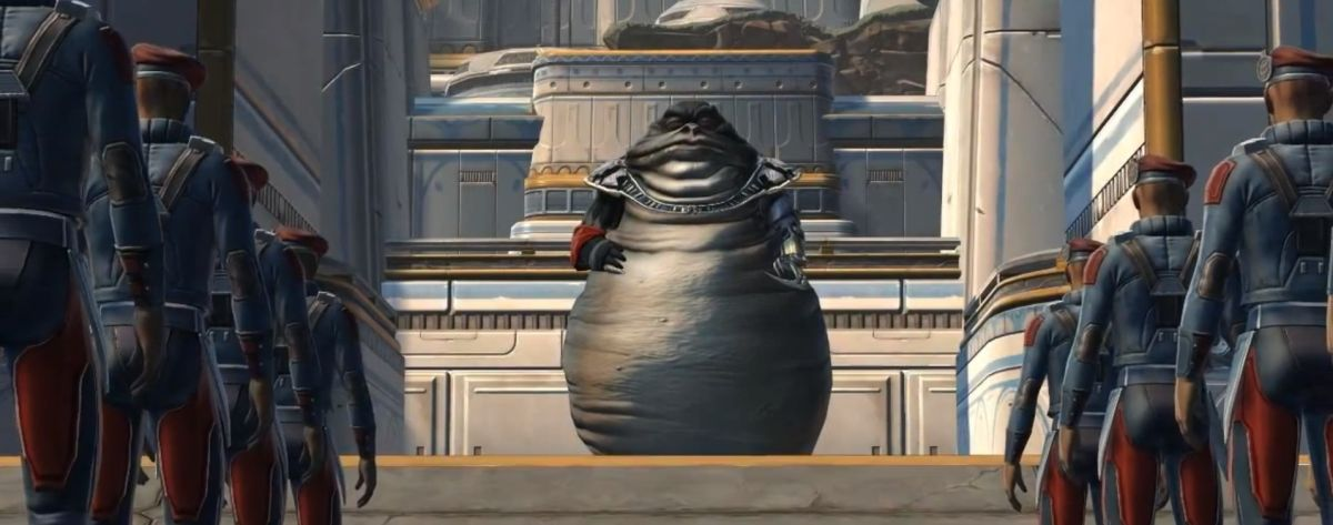Swtor how to start rise of the hutt cartel